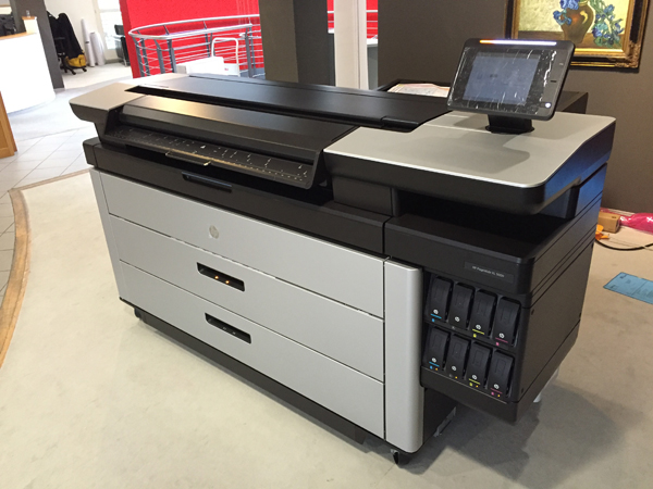 Pagewide XL 5000